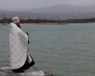 Семь мест купания в Севастополе на Крещение