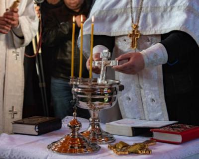 Поздравление губернатора Севастополя с Крещением