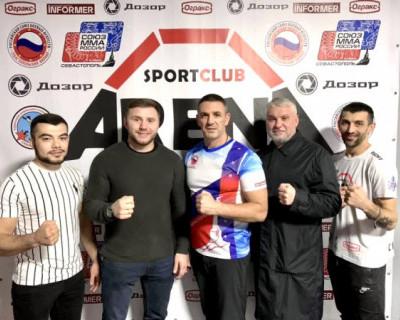 Севастопольский боец выступит на международном турнире по ММА