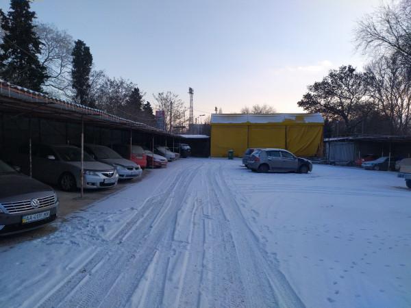 Панорама-Сервис стоянка Севастополь