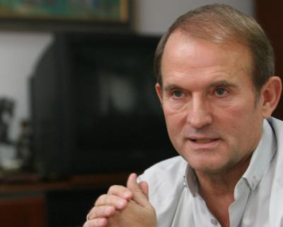 Виктору Медведчуку запретили выезд из Украины