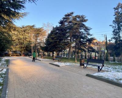 В 2021 году в Севастополе благоустроят 18 общественных пространств