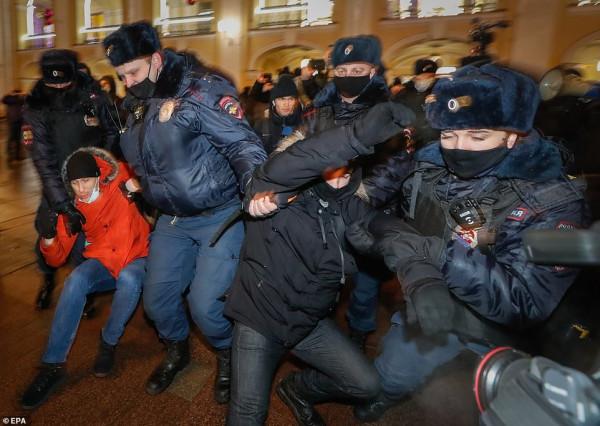 Силовые структуры будут пресекать незаконные акции 23 января