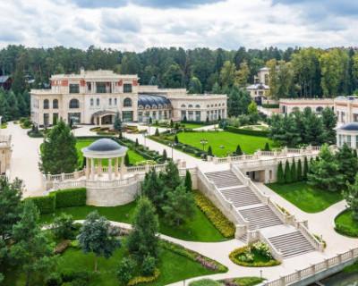 Богатые россияне начали избавляться от элитной недвижимости в Подмосковье