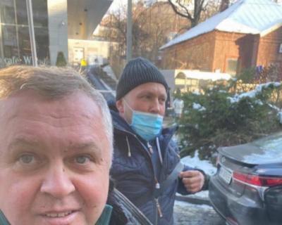 Полковника СБУ Нескромного обвиняют в организации заказного убийства своего генерала