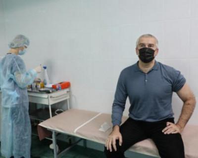 Глава Крыма рассказал о самочувствии после вакцинации