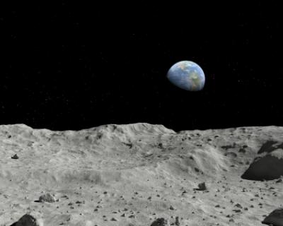 Россию исключили из международной лунной программы
