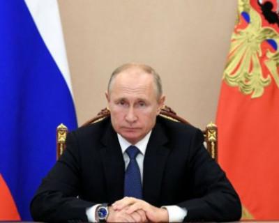 Ответ президента России на расследование Навального «Дворец для Путина. История большой взятки»
