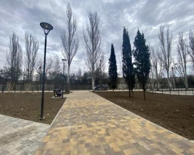 В Севастополе будет благоустроено 185 придомовых территорий