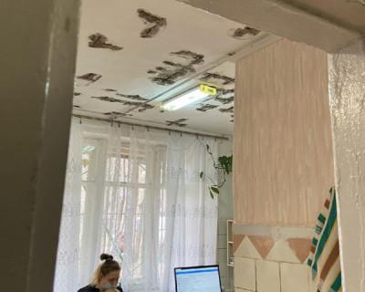 В Симферополе в детской поликлинике остановилось время