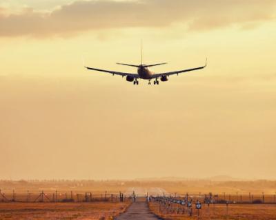 Самолет можно заказать как такси