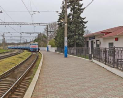 Платформа станции Мекензиевы горы будет реконструирована