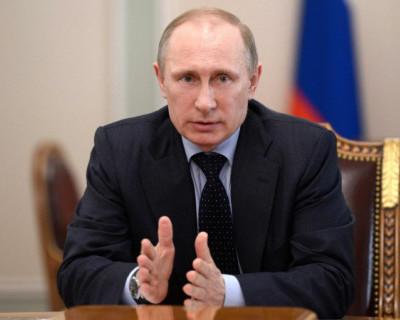 Путин заявил, что политика санкций приведет к мировой войне