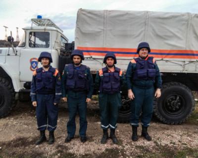 100 взрывоопасных предметов обнаружили на территории Севастополя