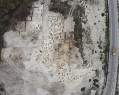 В Севастополе обнаружен позднескифский некрополь