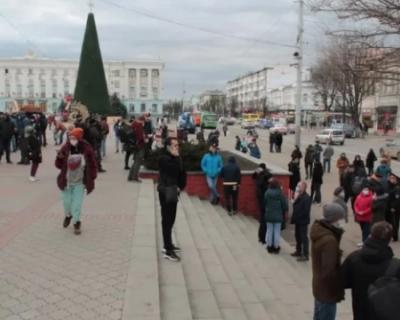 В Крыму привлечены к ответственности лица, призывавшие выйти на митинг 23 января