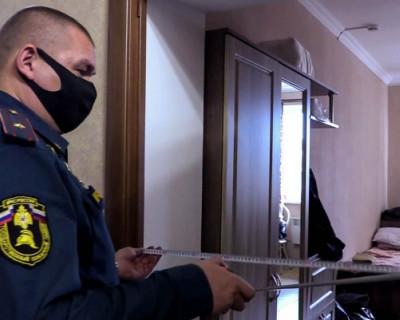 Сотрудники МЧС Севастополя проверили дома с круглосуточным пребыванием пожилых людей