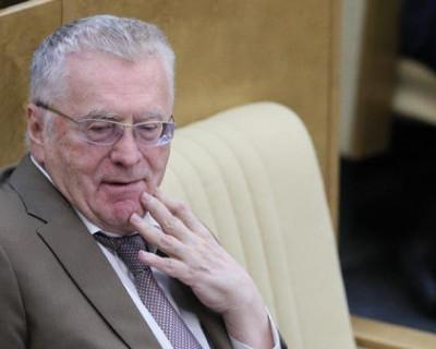 Жириновский предложил открыть публичные дома для молодежи