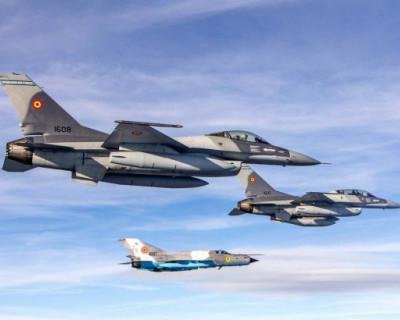 ВКС России заставило самолеты НАТО убраться на свои базы