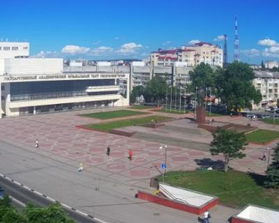 В Симферополе отремонтируют главную площадь города