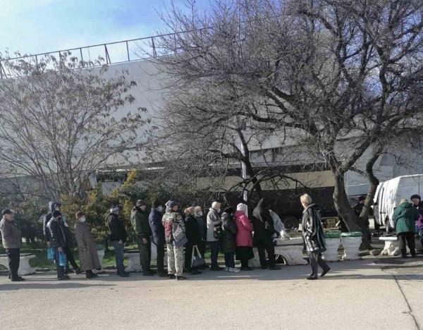 горячие обеды для голодных Севастополь
