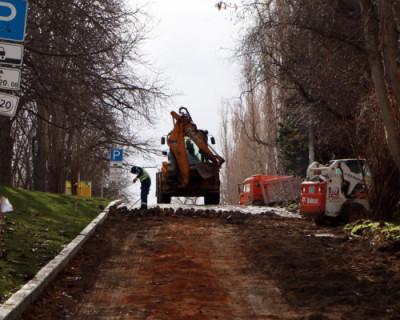 В Севастополе начался капитальный ремонт улицы Суворова