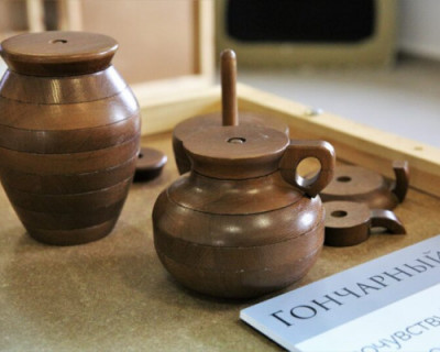 В Херсонесе открылась выставка древней керамики