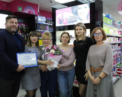 В Севастополе наградили победителей конкурса «Торговля России-2020»