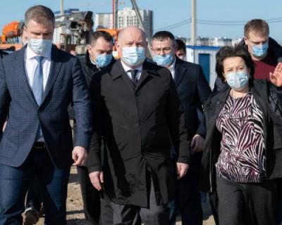 Площадка под больницу скорой помощи в Севастополе подготовлена на 80 %