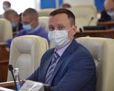 Депутат от ЛДПР Андрей Куринов взял на контроль решение вопроса по реконструкции причала для жителей Радиогорки