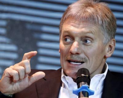 Дмитрий Песков заявил, что в России нет никаких репрессий