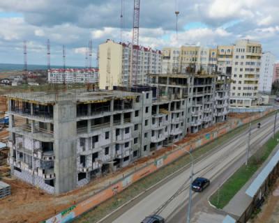 В Севастополе «ИнтерСтрой» строит «Апельсин»