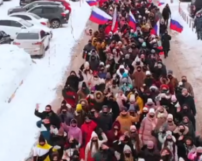 В сети защитили Путина (ВИДЕО)
