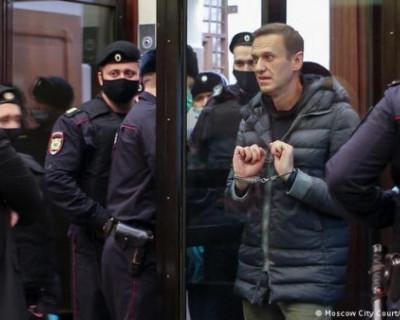 Тайная миссия Алексея Навального