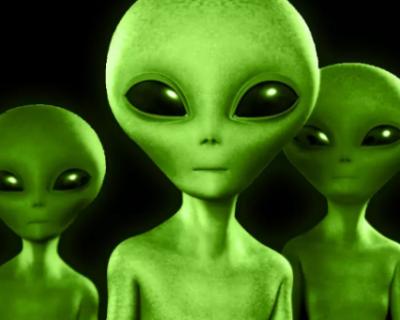 Почему люди не видят инопланетян?