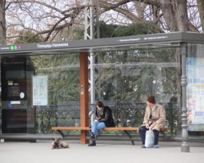Губернатор Севастополя поручил привести остановки общественного транспорта в порядок