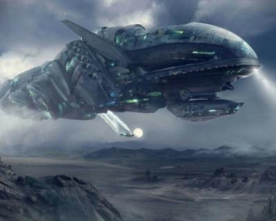 Американский астроном заявил об обнаружении корабля инопланетян