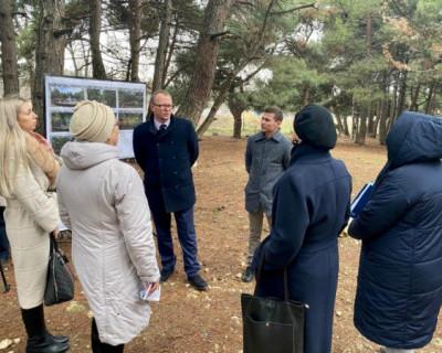 На ул. Генерала Мельника в Севастополе появится благоустроенное общественное пространство