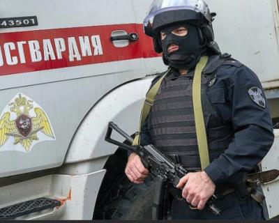 Сотрудники Росгвардии задержали угонщиков автомобиля