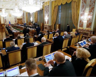 В правительстве России уклонились от ответа на вопрос будут ли выделены деньги на поддержку населению страны