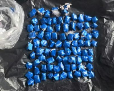 Семейная пара из Севастополя подрабатывала торговлей наркотиками