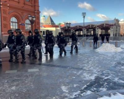В России повысят штрафы за неповиновение силовикам