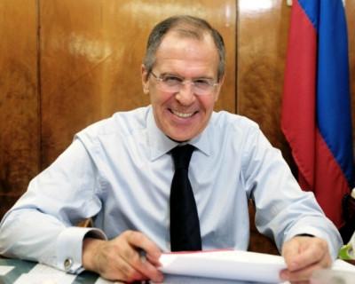 Поздравляем! Сергею Лаврову - 65!
