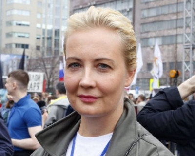 Юлия Навальная покинула Россию