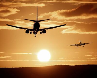 Пассажиропоток в российских аэропортах снизился на 38%