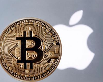 Компания Apple купила биткоин на 5 миллиардов долларов