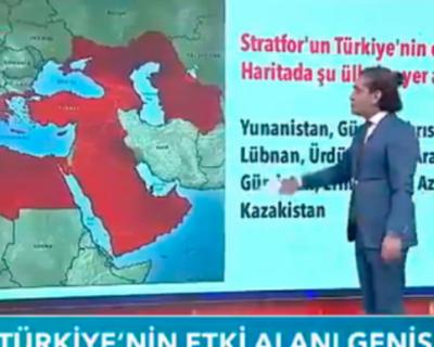 В Турции рассказали о захвате Крыма и Северного Кавказа к 2050 году