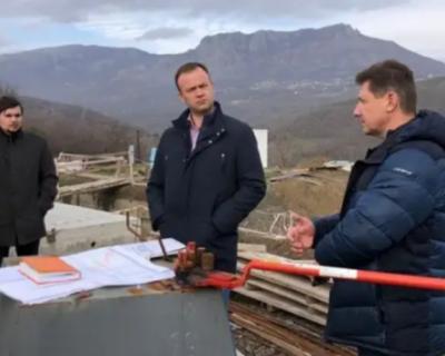 Минстрой Крыма расторгает контракт с подрядчиком реконструкции сетей водоснабжения