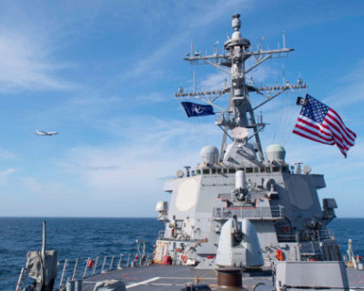 Посольство России в США призвало Вашингтон прекратить «безрассудное бряцание оружием» в Чёрном море