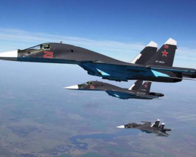 Россия будет сбивать воздушных нарушителей над Крымом